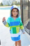 Toddler Long Sleeve Swim Cover-Up
