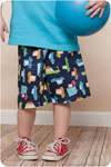 Free toddler shorts pattern
