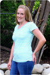 Women's t-shirt sewing pattern