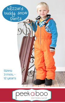 Blizzard Buddy Snow Pants