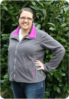 Cascade Fleece Jacket Sewing PatternCascade Fleece Jacket Sewing Pattern