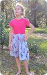 Gloria Circle Skirt Dress