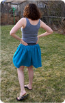 Women's Skort Sewing Pattern