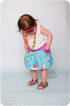 Girls Skort Sewing Pattern