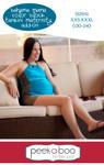 Bahama Mama Maternity Swimsuit Sewing Pattern
