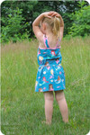 Run n' Play Dress and Romper