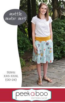 Seattle Skater Skirt
