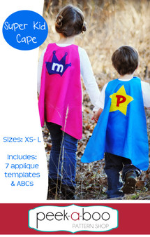 Super Kid Cape