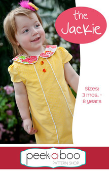 Jackie Dress and Blouse