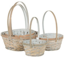 "Basket Set x5 WW Bmb (10""-9""-8""-7""-6"") 5009CWW"