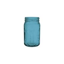 """Jardin Vintage Jar 5 1/2"""" Blue 24cs"""