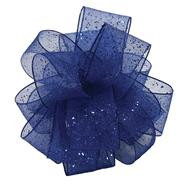#3 Royal blue flash corsage ri