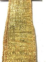 #9 DWI crushed gold 10yrds