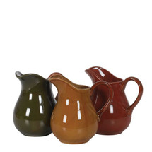 """Fall Pitchers 3.25""""x6"""" each (red,yellow,or green)"""