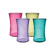 "Gathering 8"" vase Lollipop ass"