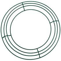 "Wire Frame Wreath 12"" (Each)"