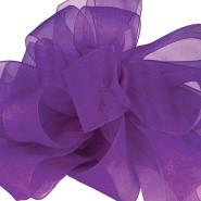 #3 CHIFFON purple 25 yrds.