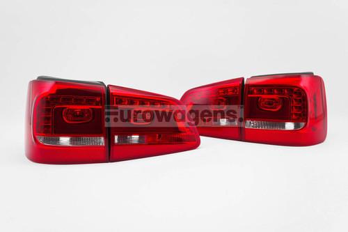 Rear light set LED VW Touran 11-15