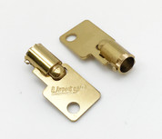 Over lock KEY only, for brass cylinder lock(#7936) only