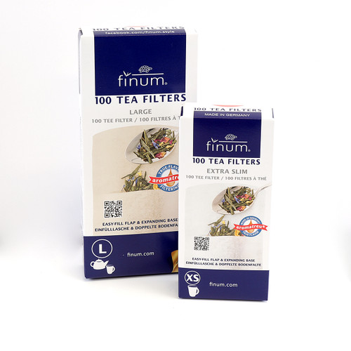 Finum Disposable Tea Filters