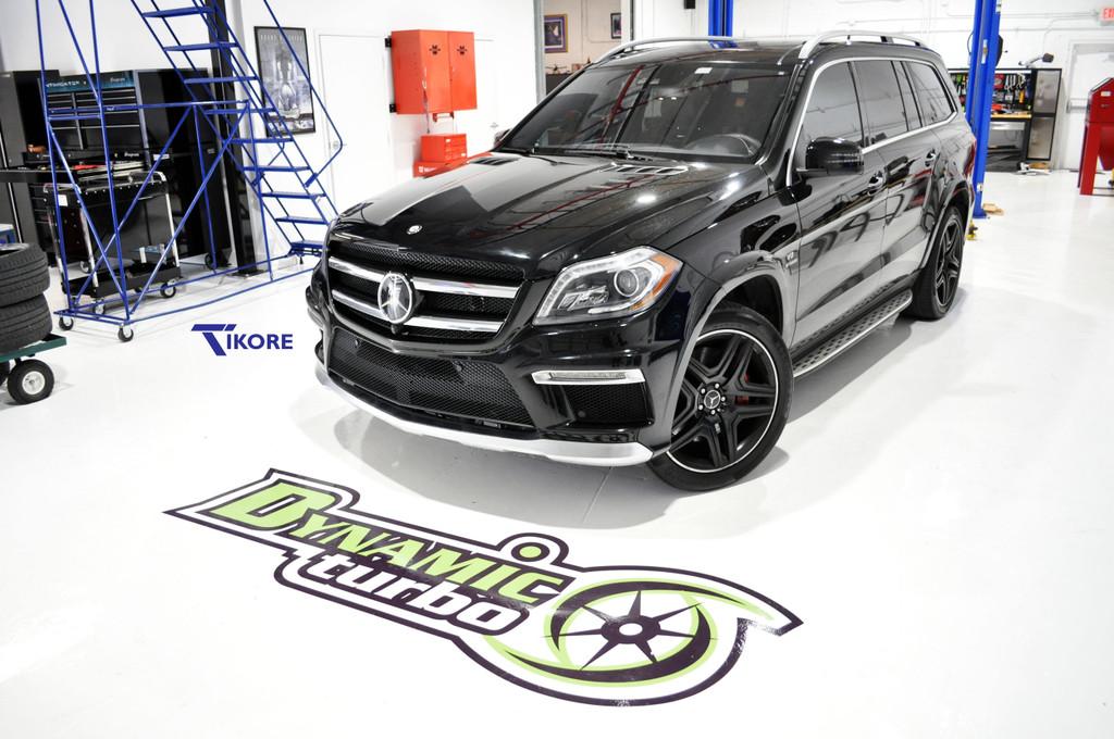 TiKORE + Mercedes GL63 //AMG