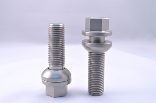 McLaren Titanium Security Lug Bolts