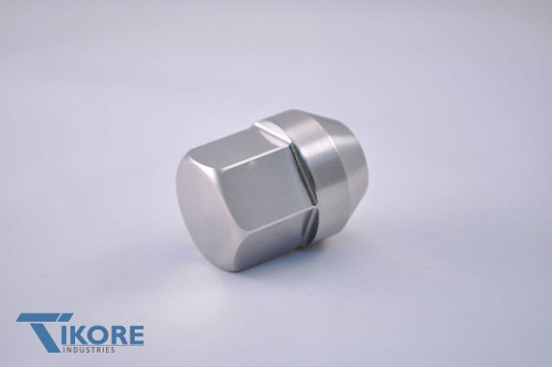 Alfa Romeo Titanium Closed End Lug Nuts