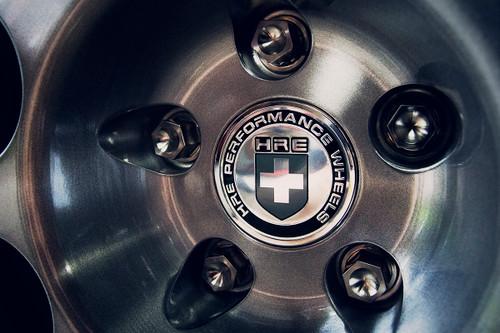 Audi Titanium Lug Bolt Set + Security