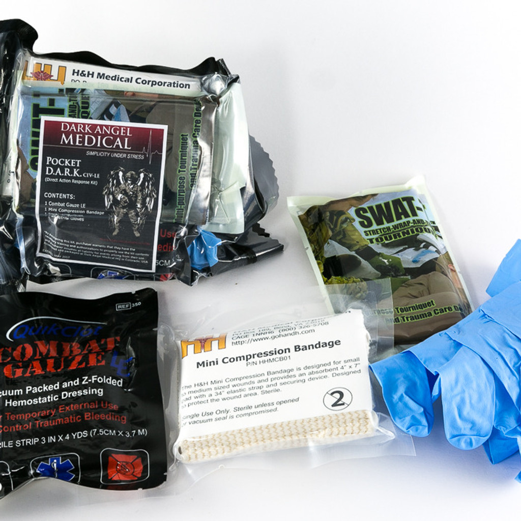 Pocket D.A.R.K. Trauma Kit