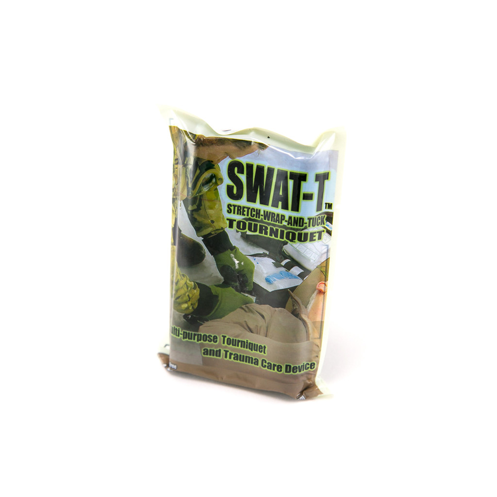 SWAT-T (Stretch, Wrap and Tuck-Tourniquet)