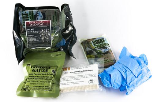 Pocket D.A.R.K. Trauma Kit Refill/Insert