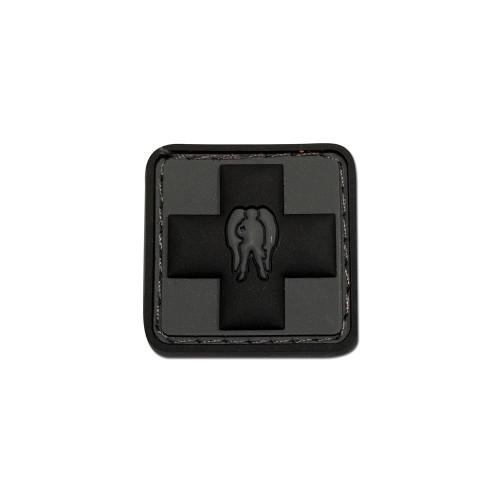 Dark Angel Medical Cross PVC Patches