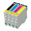 Dell 331-7378 / 331-7691 Compatible Ink - Cyan, Series 31/32/33