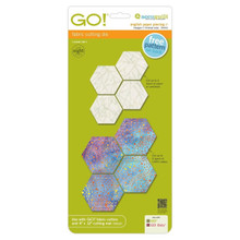 55422 - English Paper Piecing Hexagon 1""