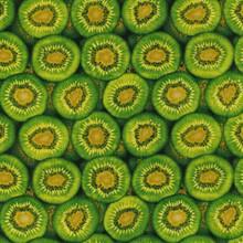 Kiwifruit Colour 1 Green  1/2 Metre Length