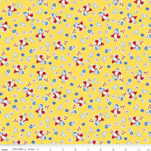 TOY BO PEEP YELLOW 1/2 Metre Length