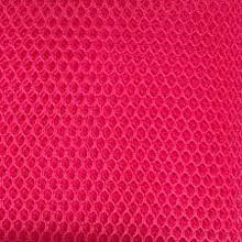 Mesh Fabric Red PRECUT