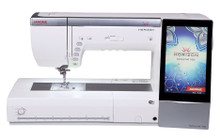 Janome MC15000 Quiltmaker new