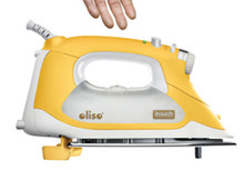 Oliso Pop Up Iron  + Bonus Two Yellow Fat 1/4s - Day 9 of  12 Days of Christmas Daily Deal