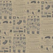 L'uccello Comptoir De Mercerie - Stone Tan L01801-3