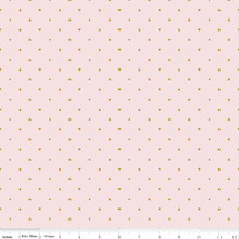 Wonderland Pink Hearts - Riley Blake - per half meter length
