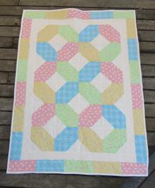 "Down Grapevine Lane Kit- Finished size 35"" x 47"""