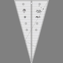 30º Triangle Ruler