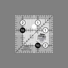 """2 1/2"""" Square"""