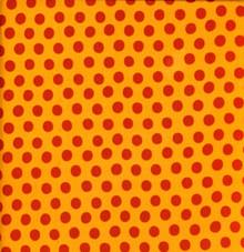 KF Classics - Spot - Gold  1/2 Metre Length