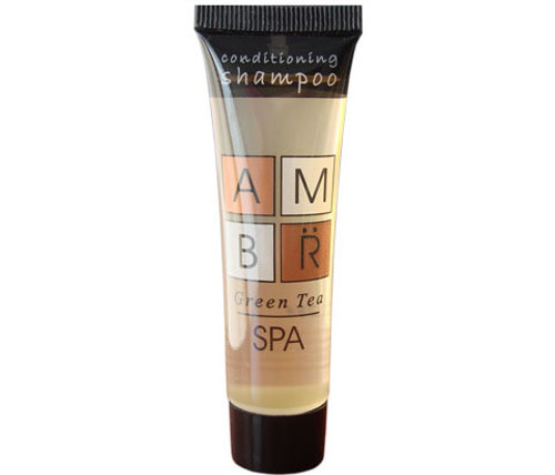 AMBR SPA shampoo (case pack of 100)