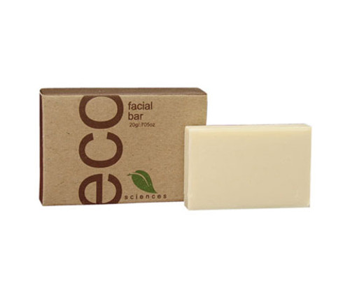 eco facial bar 20g (case pack of 100)