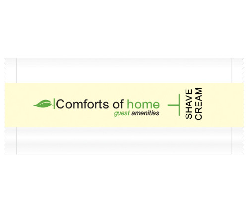 Comforts of Home Shave Cream (100 count)