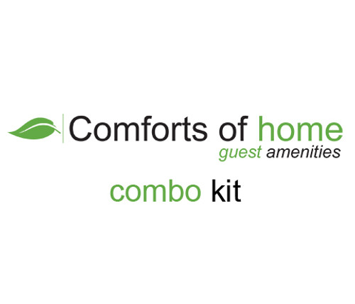 Comforts of Home Combination Kit