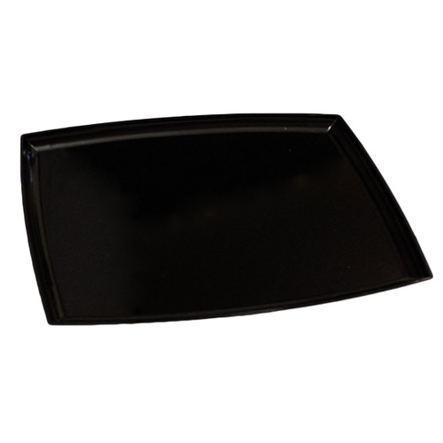 Black Amenity Tray (case pack of 1)